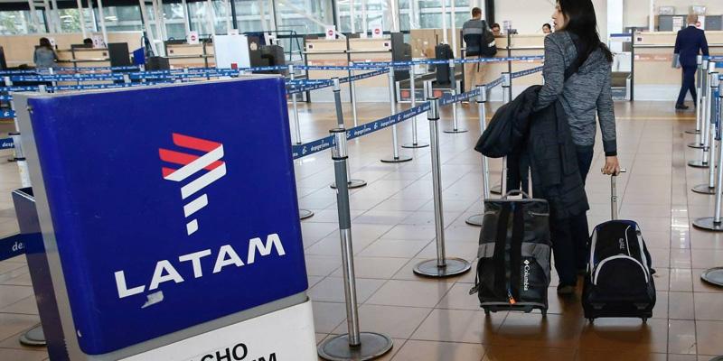 LATAM Check In - LATAM Linhas Aéreas